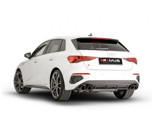 Remus for Audi S3 8Y